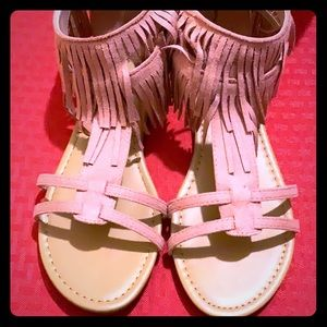Big girls sandals